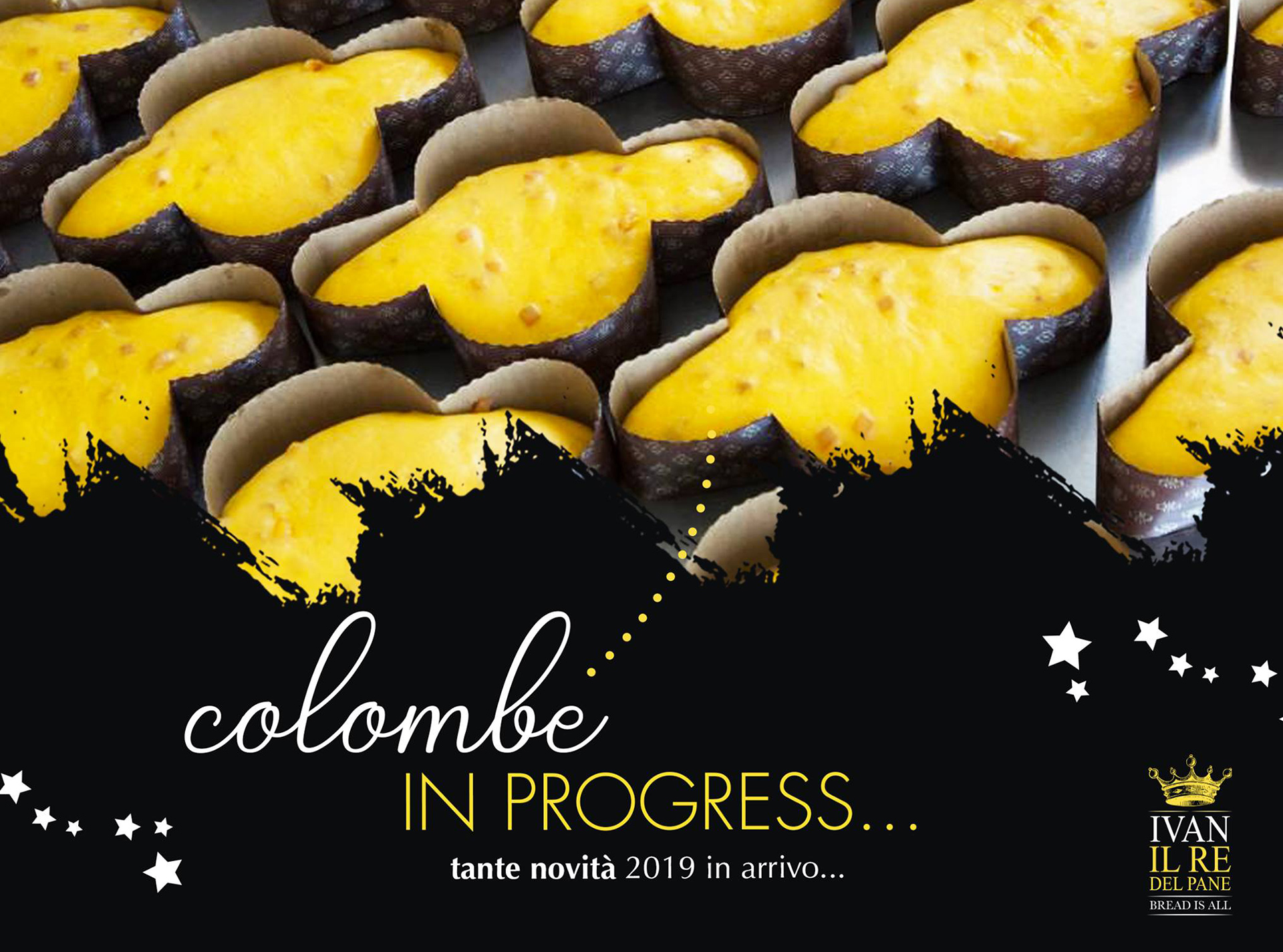 Le colombe in arrivo!!!